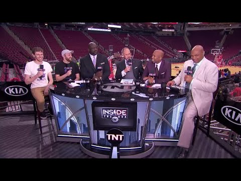 Inside the NBA: Game Of Zones Creators Join The Inside Guys