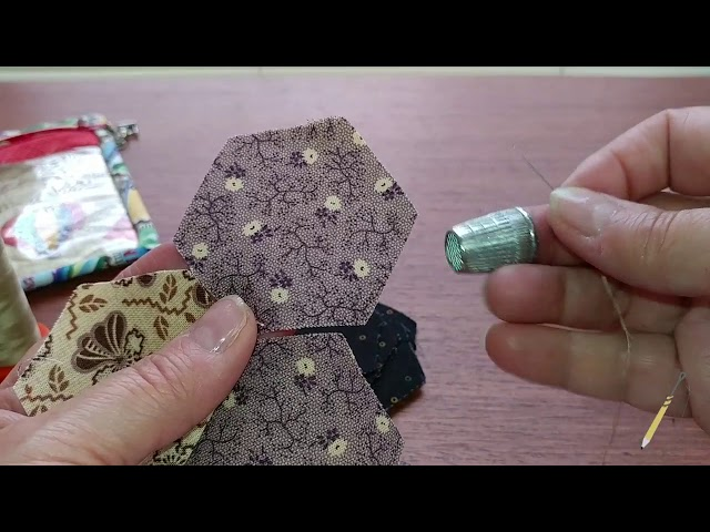 How to Hand Piece Hexagons