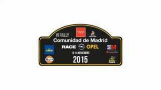 Onboard Alonsoliste/J.Prieto TC6 La Lancha Rally CAM Race Madrid 2015
