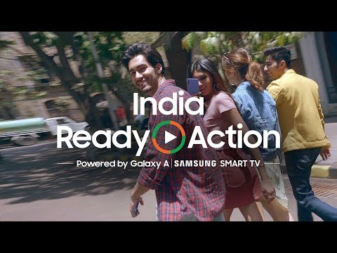 India, Ready, Action!