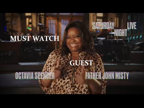 Saturday Night Live with Host Octavia Spencer Finds Studio 6H, Must Watch