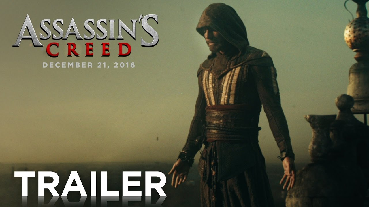 Hey, There's A New Assassin's Creed Movie Trailer