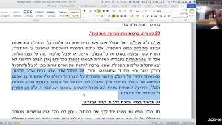 """במקום רינה שם תהא תפילה - מעלת התפילה בבית הכנסת (כ""""ב בסיון)"""