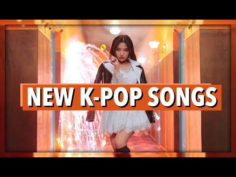 NEW K-POP SONGS | MARCH 2019 (WEEK 1)