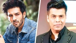 Here's Why Kartik Aryan Rejected Karan Johar's Film