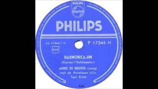 Annie de Reuver   Harmonica Jim 1955