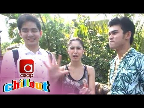 JoshLia and Inigo welcome the audience to ASAP Honolulu | ASAP Chillout