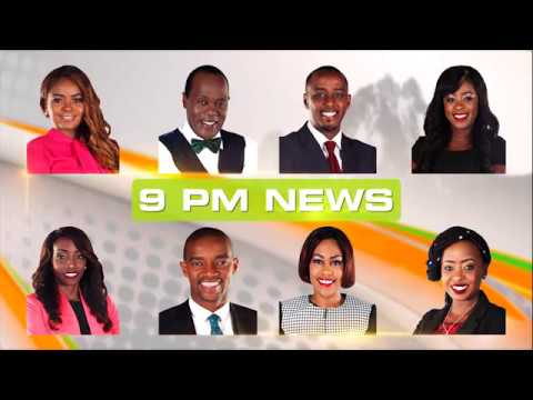Citizen TV: New Look 9PM News Team #ThisIsTheStory