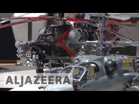 Телеканал «Аль-Джазира» показал процесс работы на Казанском вертолетном заводе