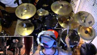 The Word Alive - Belong Drum Cover