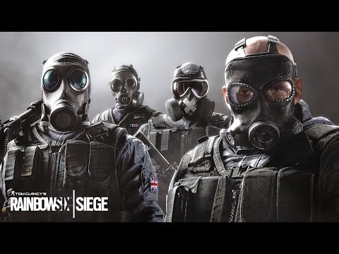 Tom Clancy Rainbow Six Siege (PS4)