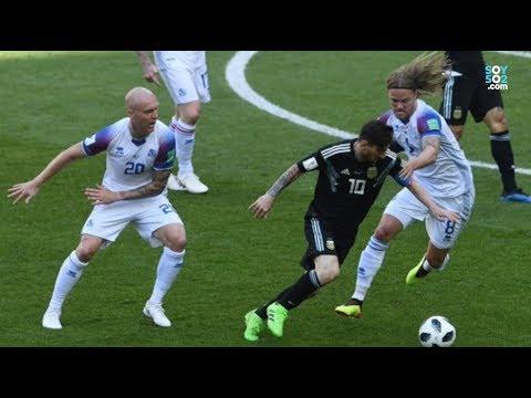 Día 3: Islandia sorprende al empatar con Argentina
