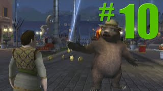 Shrek 2: Game Walkthrough Part 10 - Cookie, Cookie - No Commentary Gameplay (Gamecube/Xbox/PS2)