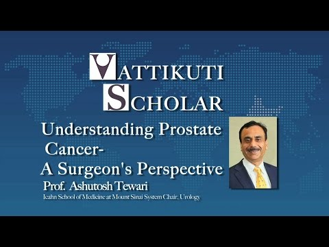 Understanding Prostate Cancer-A Surgeons Perspective