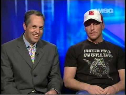 """Sean Avery Interview ... Calls Brodeur """"Fatso"""" (2008.04.18)"""