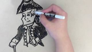 Draw My Life: Alexander Hamilton