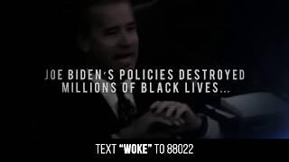 Joe Biden has destroyed millions of Black American lives