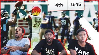 Game Decided By A CRAZY INTENSE Final Drive! Can He Be Clutch?! (MUT Wars Season 4 Ep.4)