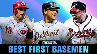Best First Basemen of the 2010s | Best of the Decade