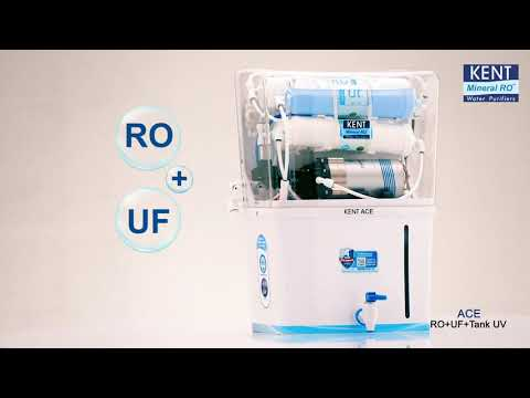 KENT Ace Mineral RO Water Purifier