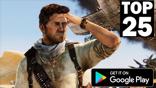Top 25 Android Games in 2018 | High Graphics |