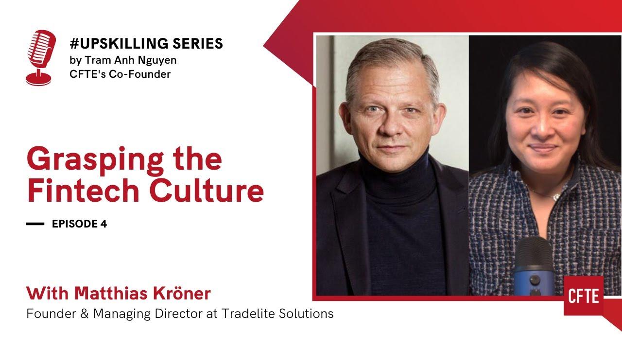 Upskilling Series with Matthias Kroener