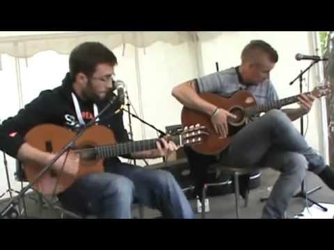 Daft Punk Acoustic Medley