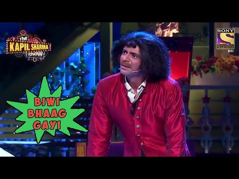 Gulati's Wife Runs Away - The Kapil Sharma Show