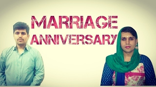 Funny Video   Marriage Anniversary   Mrs& Mr Duggal   Waadhwa