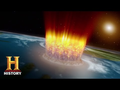 History NOW: Sean Gulick Drills Into the Dinosaur-Killing Crater | History