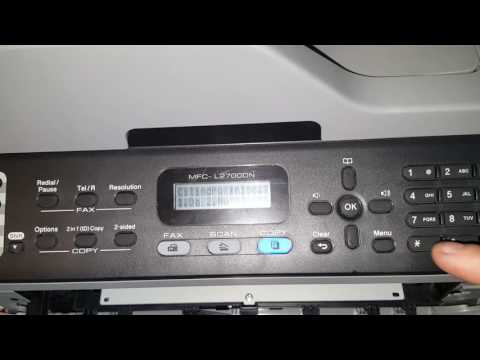 Brother Mfc-l2700dn Toner Reset Mp3