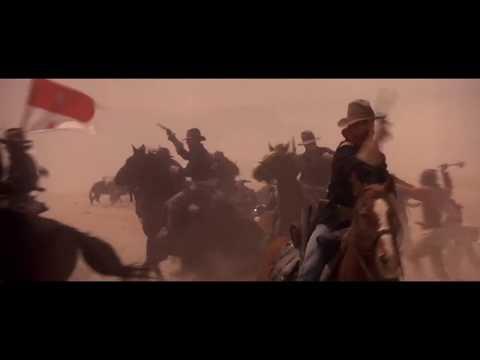 Джеронимо: Американская легенда (1993). Разгром чирикауа-апачами подразделения американской армии