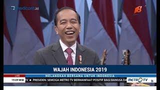 Download Video [Full] Momen Spesial Jokowi Ngobrol Santai di HUT ke-18 Metro TV MP3 3GP MP4