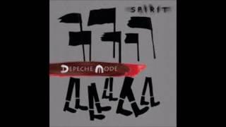 ► Depeche Mode - Going Backwards (NEW ALBUM SPIRIT 2017 NEW SONG +  Lyrics)