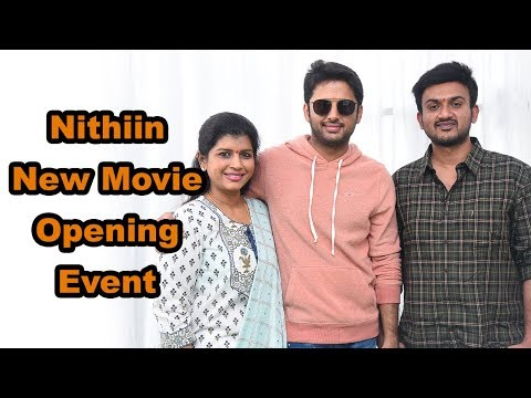 nithiin-and-merlapaka-gandhi-new-movie-opening-event