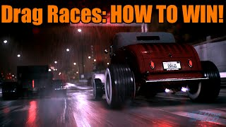 Need For Speed Drag Tutorial: EVERYTHING YOU NEED TO KNOW TO WIN!