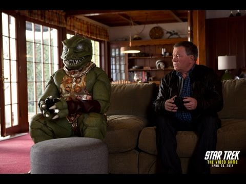 46 Years Later, The Gorn Gets A Rematch With Captain Kirk