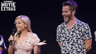 A Wrinkle In Time - D23 Expo Panel Presentation with Cast & Director Interviews - dooclip.me