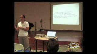 Curso de Raquel de Ana 2009