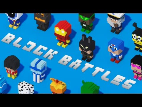 Block Battles: Heroes at War