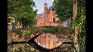 Городской пейзаж.Брюгге(фотографии)