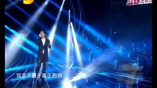 湖南卫视我是歌手-齐秦《夜夜夜夜》温暖动情-20130118