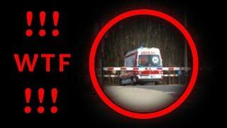 KU PRZESTRODZE - MIAZGA! - Wypadek Karetki W Puszczykowie