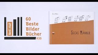 60 Beste Bilder Bücher: #35 Sechs Männer