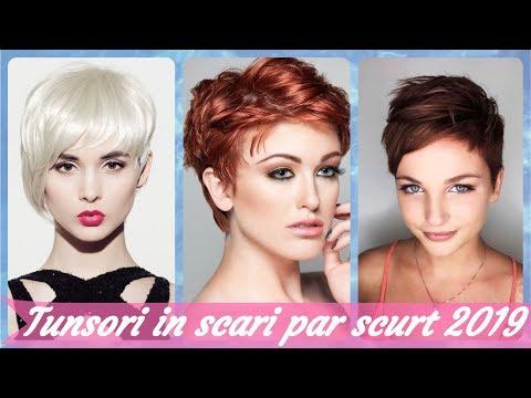Modele Tunsori In Scari Par Scurt Femei 2018 смотреть онлайн на