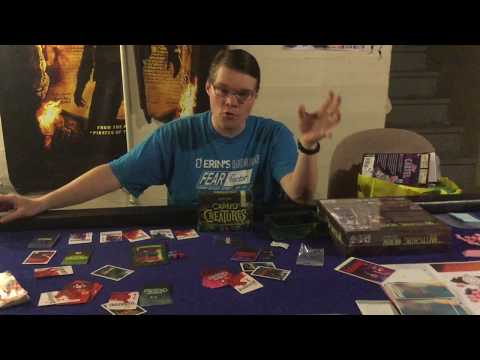 Bower's Game Corner: Campy Creatures Review
