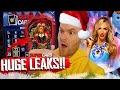 HUGE HOLIDAY CARDS LEAKED!! DEBUG MENU GLITCH! WWE SUPERCARD SEASON 7