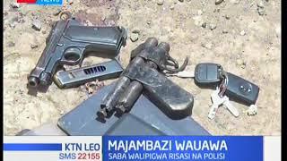 Washukiwa saba wa ujambazi wapigwa risasi kwa barabara kuu ya Nakuru-Eldoret
