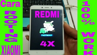 Fix Redmi 4X No Signal IMEI Invalid Baseband Unknown - hmong