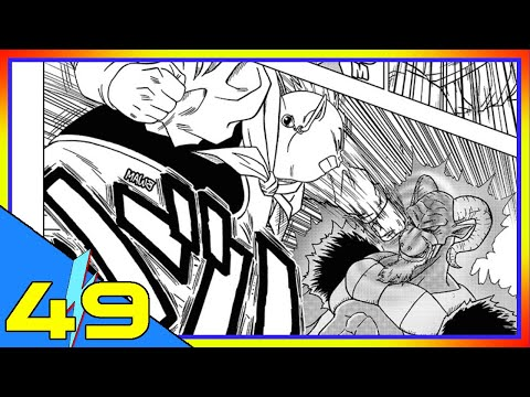 Moro's Superiority!!! FULL Dragon Ball Super 49 Review With My Own Animation.